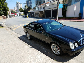 Mercedes Coupe Clk 320