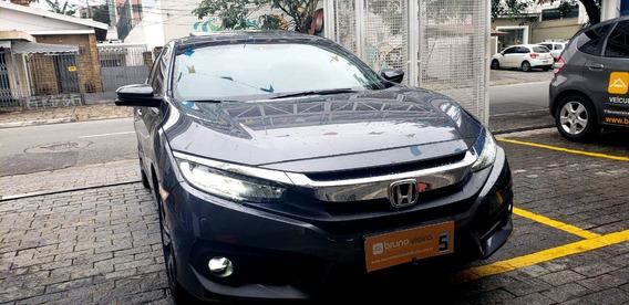 Honda Civic Touring 2018 24.000 Km Único Dono!!