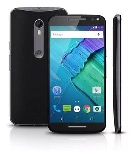 Motorola Moto X Style 32gb Original Dual Xt1572 - Vitrine