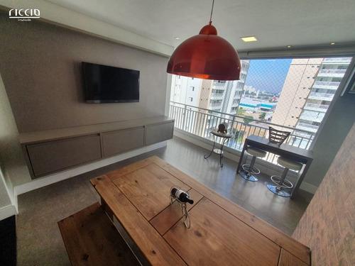 Apartamento - Jardim Aquarius - Ref: 7954 - V-ri3583