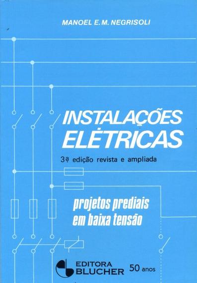 Instalações Elétricas: Projetos Prediais Em Baixa