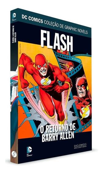 Graphic Novels Eaglemoss Flash O Retorno De Barry Allen V50