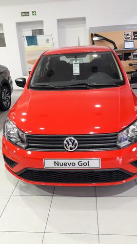 Volkswagen Gol Trend 1.6 Trendline 101cv At