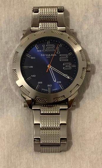 Reloj Original Para Caballero Marca Nivada (usado)