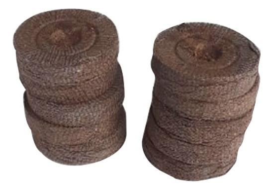 Célula De Germinação E Clonagem Jiffy - 2,5x3,5cm (10und)