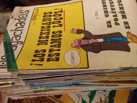 Los Agachados De Rius Lote De 53 Revistas De Los 70