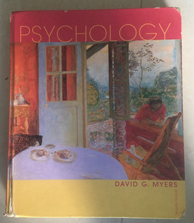Psychology - David G. Meyers