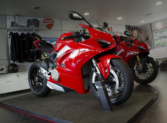 Ducati Panigale V4 0km 2019 - Ducati Pilar