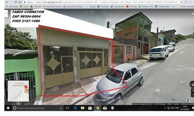 Casa Térrea Só R$ 189.000,00 Quitada 3 Dormitórios 2 Vg 2887