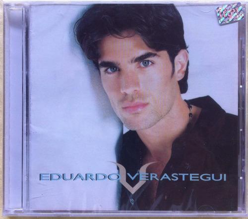 Eduardo Verastegui. Cd Original, Nuevo