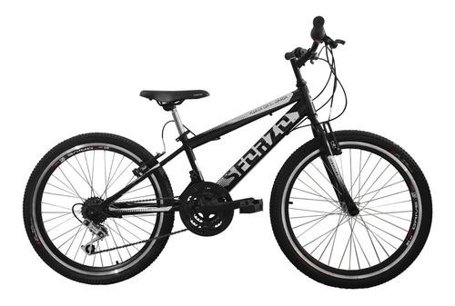 Imagen 1 de 1 de Bicicleta Niño Rin 24 Doble Pared 18 Cambios