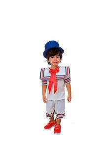351561cccf Jardineira De Palhaço Infantil Menino - Camisetas e Blusas com o ...