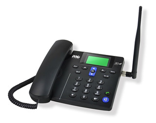 Telefone Celular Rural Fixo 3g Procs-5030 Proeletronic