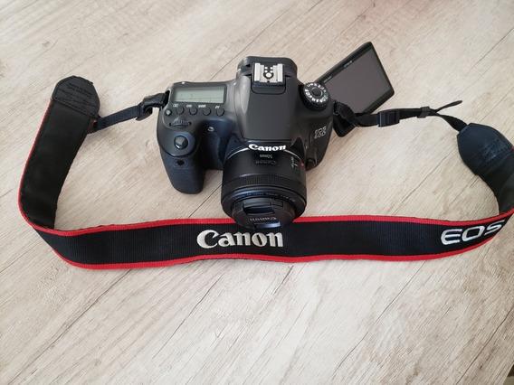 Câmera Canon 60d Com Duas Lentes