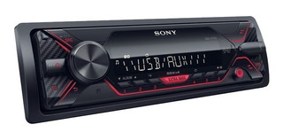 Autoestereo Sony Dsx-a110u Con Usb 4 X 55w 10 Bandas