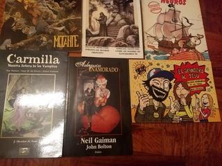 Comics De Neil Gaiman,bernie Wrightson,etc