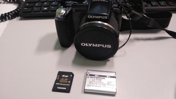 Câmera Olympus 810uz
