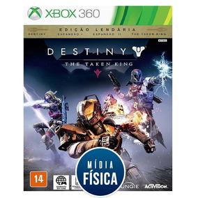 Jogo Destiny: The Taken King - Edição Lendaria Xbox 360