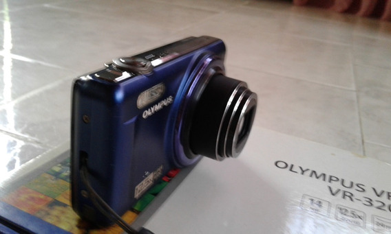 Camara Digital Olimpus 14 Mp