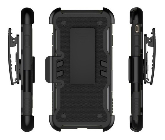 Funda Survivor 2.0 Maxima Proteccion Uso Rudo Clip iPhone 6