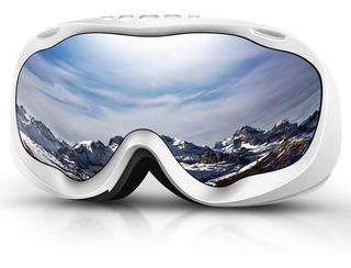 Gafas Esquí Ski Snowboard Unisex Antiempañamiento Deecreek