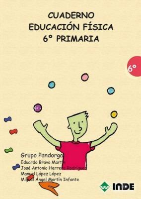 Cuaderno 6to.curso Educacion Fisica Primaria Para El Alumno