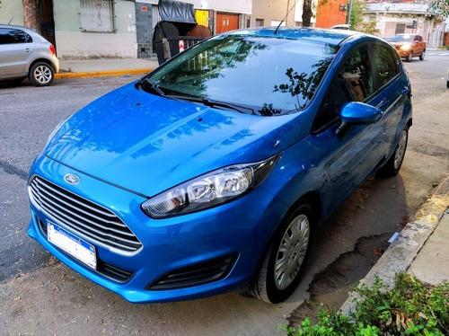 Ford Fiesta Sedan 5 P 1.6 Ls
