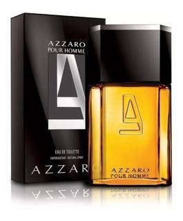 Perfume Masculino Azzaro Pour Homme 100ml Edt - Original