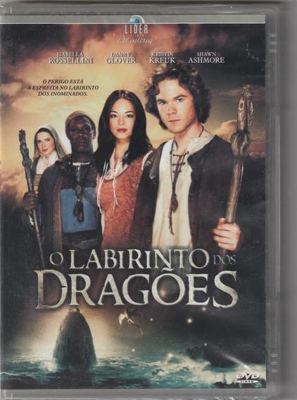 Dvd O Labirinto Dos Dragões ( Dublado E Lacrado)