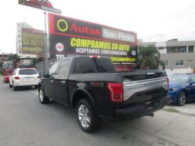 Ford Lobo Platinum Crew Cab 2016