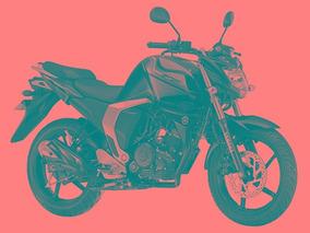 Moto Yamaha Fz Fi 150