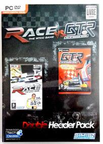 Race The Wtcc Game + Gtr Fia Gt Race Game - Pc Game Novo!