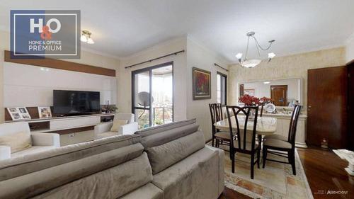 Imagem 1 de 30 de Apartamento Com 3 Dormitórios À Venda, 106 M² - Vila Nair - São Paulo/sp - Ap2451