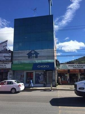 Excelente Edificio Renta 3 Niveles Toluca