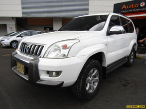 Toyota Prado Vx Europea 3000 At Ct
