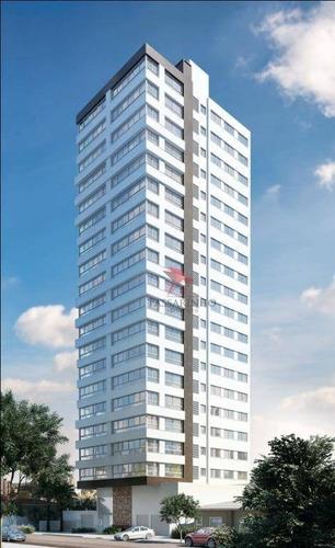 Apartamento À Venda, 130 M² Por R$ 1.187.000,00 - Praia Grande - Torres/rs - Ap1860