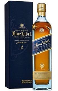 Whisky Johnnie Walker Etiqueta Azul 1 Litro