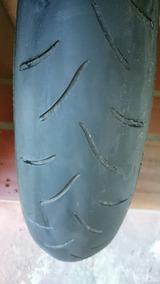 Pneu Bridgestone Battlax Bt016 - 120/70-17
