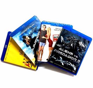 Filmes Blu-ray - Lote Com 4 Dvd