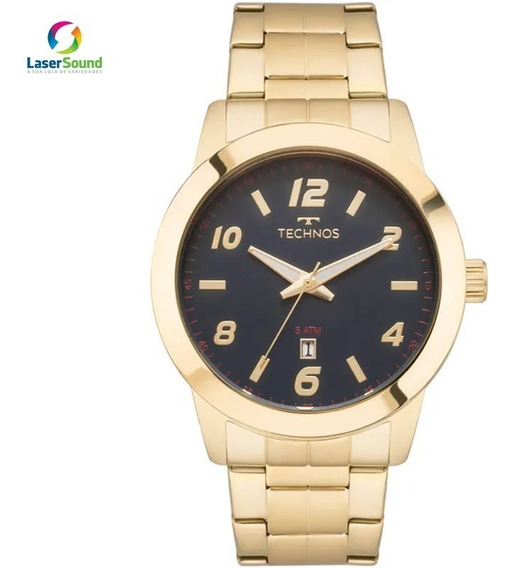 Relógio Technos Masculino 2115mok/4a C/ Garantia E Nf