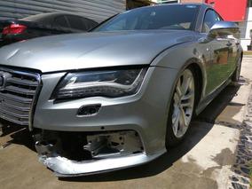 Audi S7 Chocado