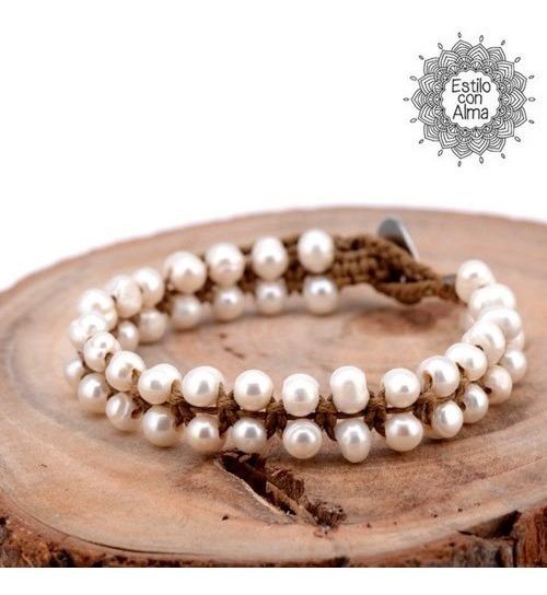 Pulsera De Perlas - Protege De Envidias Y Malas Vibras