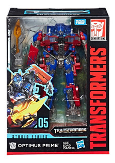 Muñeco Transformers Hasbro E0702 Generation Studio Series