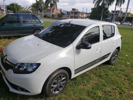 Renault Sandero Life + Edicion Polar
