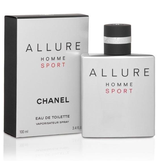 Perfume Chanel Allure Homme Sport Edt M 100ml