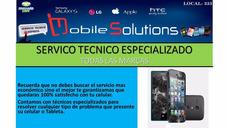 Servicio Técnico Iphone, Ipad, Samsung, Sony, Nokia, Huawei