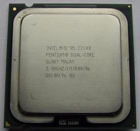 Processador 775 Pentium Dual Core 2.00ghz E2180 Garantia
