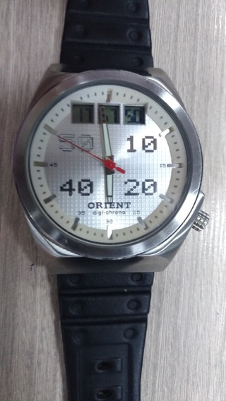Orient E-design Digi-crono Mbspa