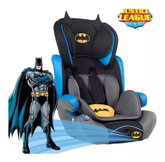Cadeirinha Do Batman Para Carros Azul (9-36kg)