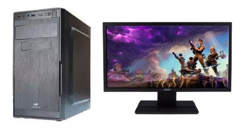 Imagem 1 de 5 de Cpu Intel Core I5 3470 + 8gb + Ssd120gb+monitor 21 +dvd